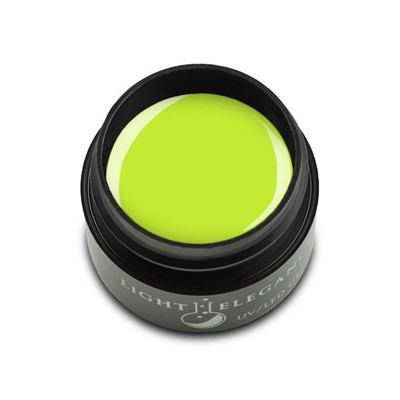 LE GEL PAINT Neon Green, 6 ml.