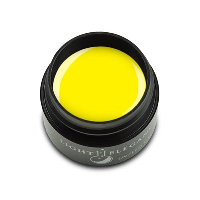 LE GEL PAINT Neon Yellow, 6 ml.