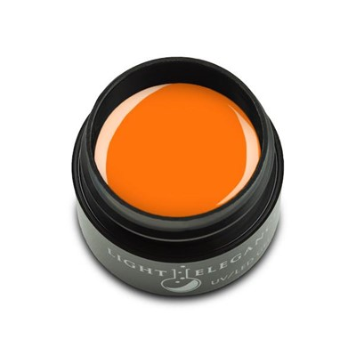 LE GEL PAINT Neon Orange, 6 ml.