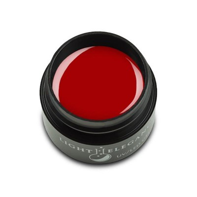 Gel Paint Red Primary Color