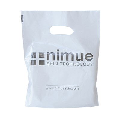 Plastic Bag, Nimue, White