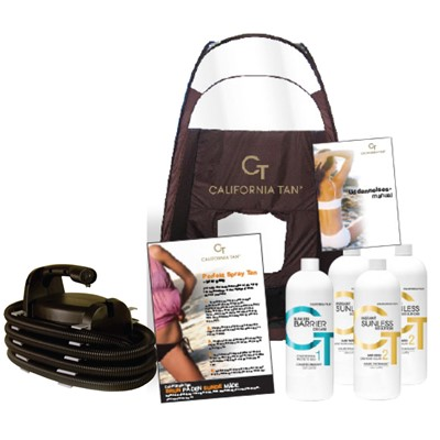 California Tan Startpaket Professional