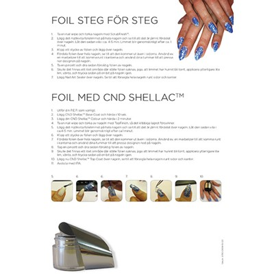 Step By Step, FOIL, Svensk