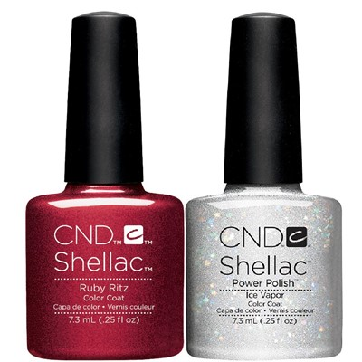 CND Shellac Duo Pack