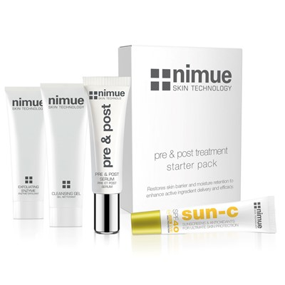 Nimue Pre & Post Treatment Starter Pack