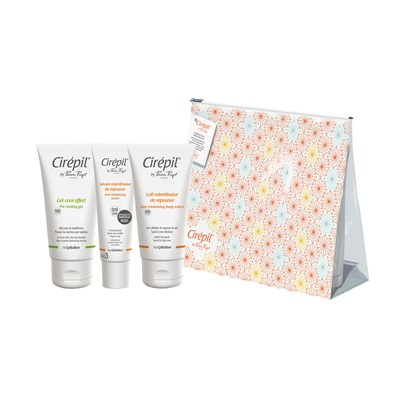 Waxing kit, Hair Minimizing