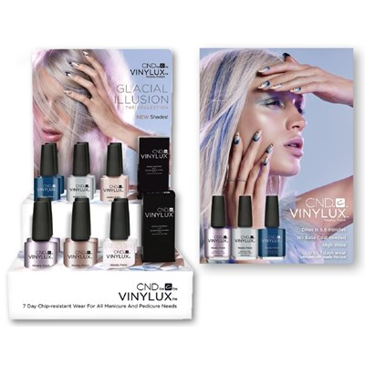 VINYLUX Glacial Illusion Collection 2017