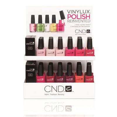 Vinylux Intro Display Starter