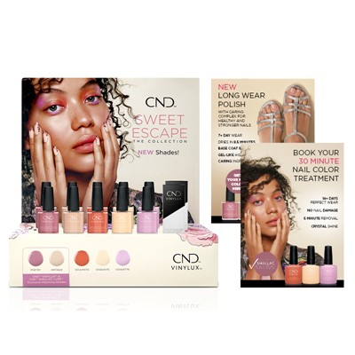 VINYLUX Sweet Escape Collection**